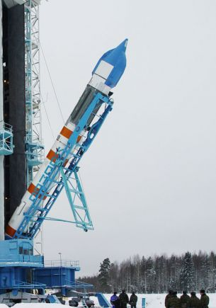 SAR-Lupe Qualification Mission with the Russian PARUS satellite - © OHB COSMOS